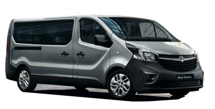 Comfort Mini Van